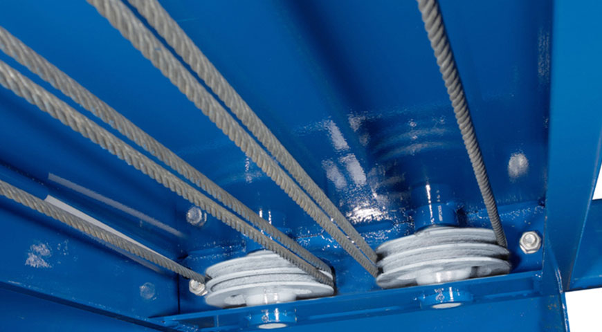 service-pulleys